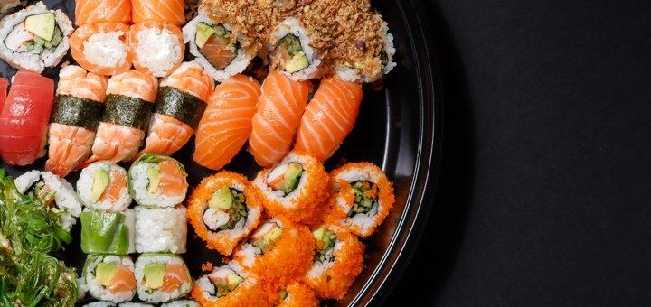 Вкуснейшие суши от суши-бара «SushiBento»