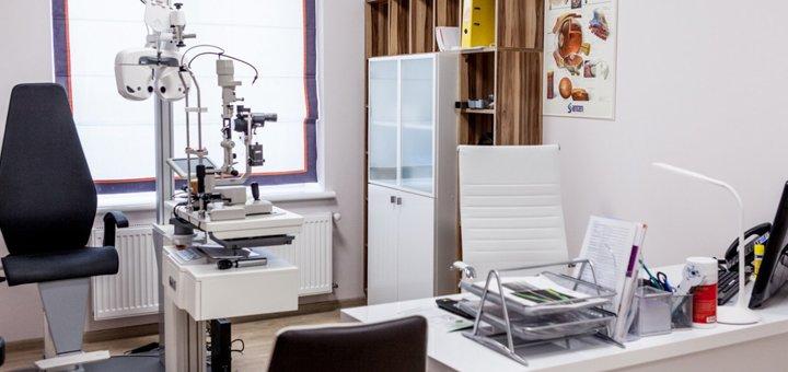 Комплексное офтальмологическое обследование в клинике «Batigoz»