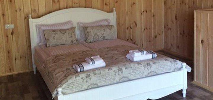От 2 дней отдыха в коттеджах комплекса «Relax villa Poduszka» под Киевом