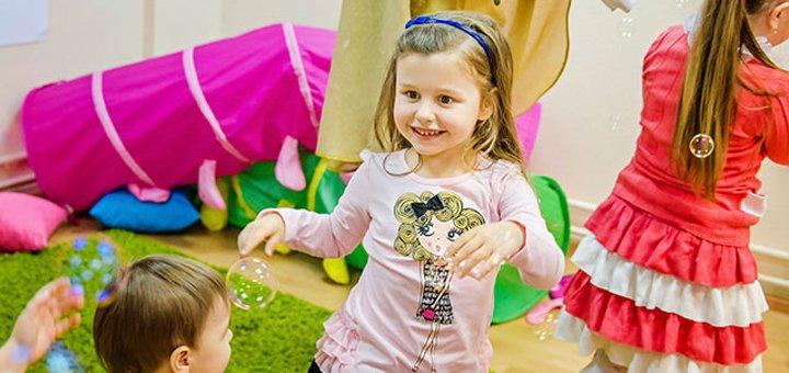 8 занятий танцами, изучением языков или рисованием в «Школе маленьких гениев Алексеевой А. В.»