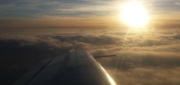 Скидка 35% на полет на спортивном самолете ЯК-52 от николаевского аэроклуба «ИКАР»