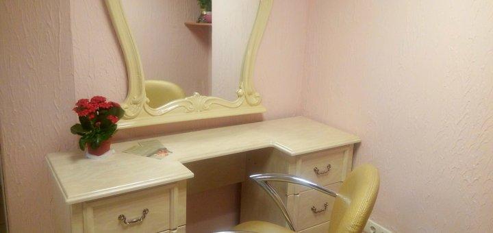 Классический гигиенический маникюр и педикюр с покрытием в салоне красоты «Стиль»