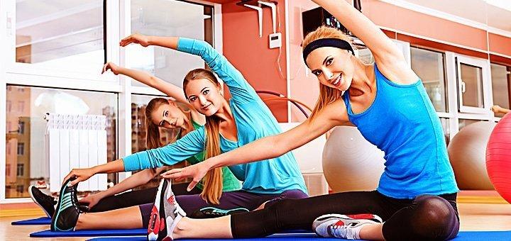 1, 2, 3, 6 месяцев занятий в фитнес клубе «Annika fitness» от 139 грн.!