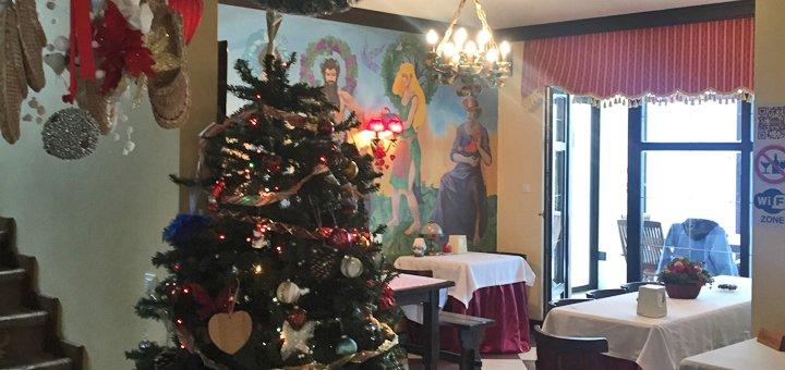 От 3 дней отдыха с питанием в отеле «Золотая подкова» рядом с подъемником в Славском