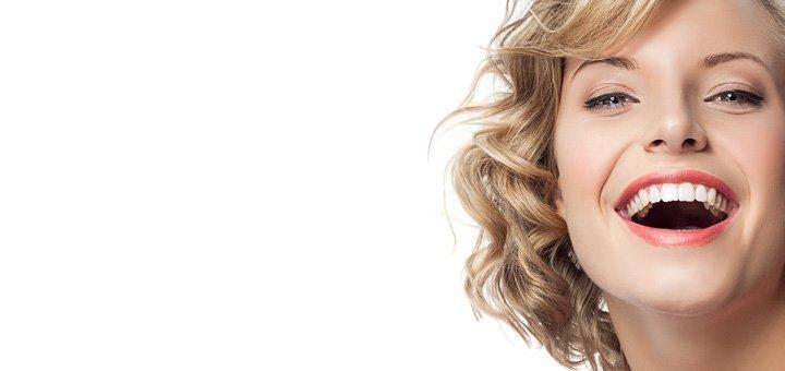 Отбеливание, чистка зубов и Air Flow в стоматологической клинике «Эксперт»