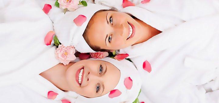 SPA-девичник в центре здоровья и красоты «New • U»