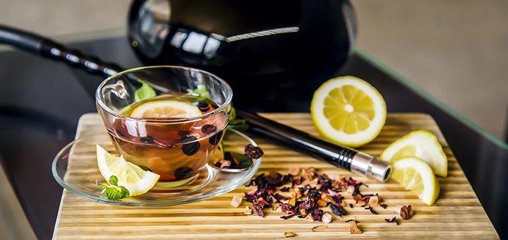 Классический кальян, чай или другой напиток на выбор в кафе «Сытна хата»