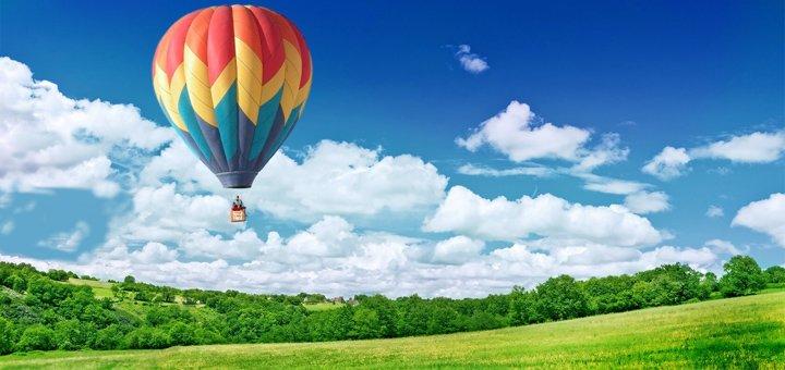 Скидка до 52% на полеты на воздушном шаре или мастер-класс по пилотированию от Киевского воздухоплавательного общества