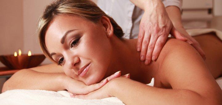До 7 сеансов массажа шейно-воротниковой зоны в массажном салоне «Рубин»