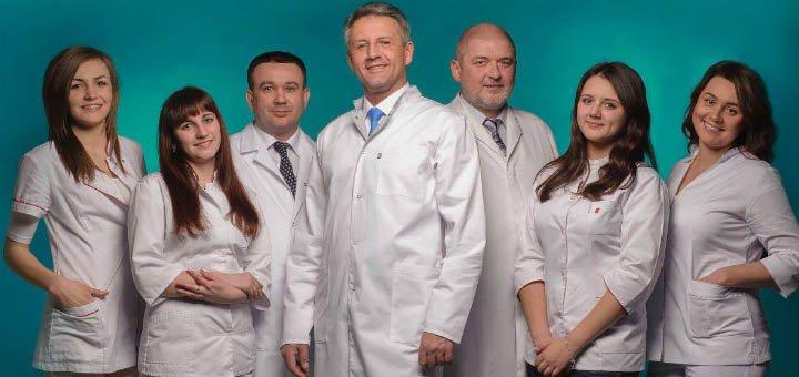 Ультразвукова чистка зубів з Air-Flow  медичному центрі «Денто Рус»
