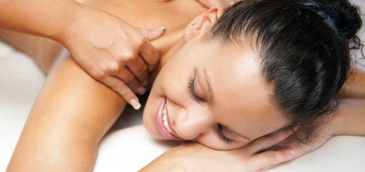 До 10 сеансов классического оздоровительного массажа спины и шейно-воротниковой зоны в массажной студии «Рубин»