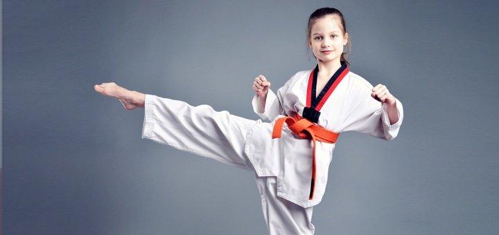 Абонемент на занятия в тренажерном зале и Taekwondo WTF в спорт клубе «La Sante»