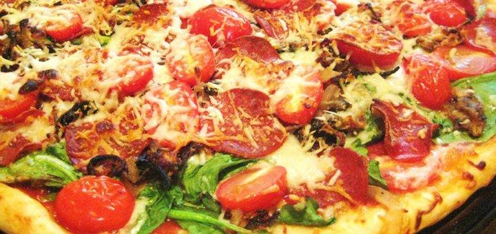 Скидка 25% на пиццу в кафе «PAPA'N»