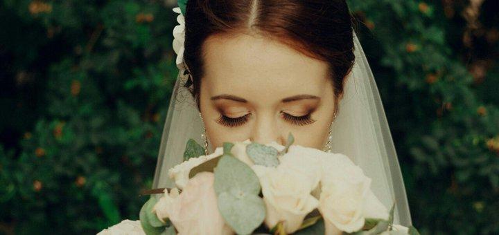 Скидка 30% на любой из видов вечерних причёсок, локонов или плетения у свадебного стилиста Кристины Антонюк