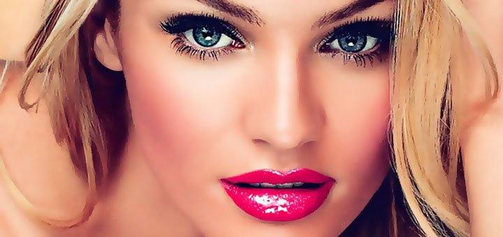 Скидка 40% на увеличение губ, заполнение носогубных морщин, моделирования контуров лица в VIP-салоне красоты «Be Queen»