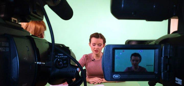 Мастер-класс ораторскому мастерству в школе телевидения «Прайм Медиа»