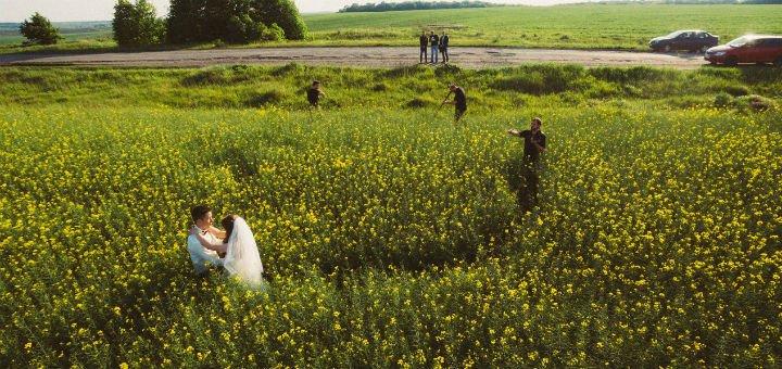Скидка 30% на Love Story фотосессию от «Sunday studio»