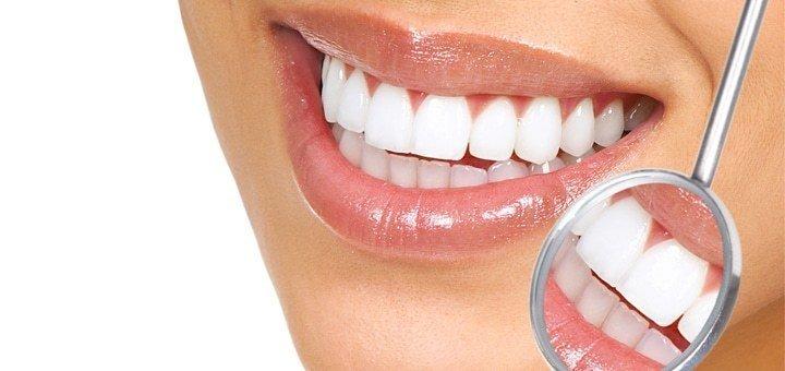 Профессиональная ультразвуковая и Air-Flow чистка зубов в клинике доктора Лозового