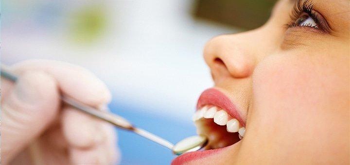 Лечение кариеса с установкой фотополимерной пломбы в стоматологической клинике «TenDDenT»