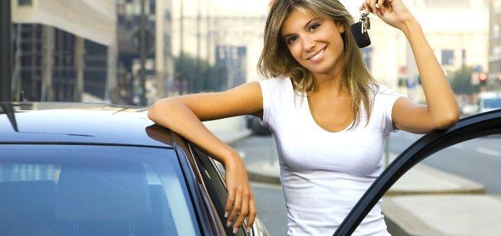 Полный теоретический и практический курс вождения для одного или двоих в сети автошкол «Онега»!