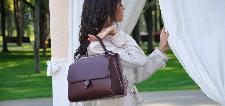 Скидка 20% на все сумки в интернет-магазине «VALIENTE»