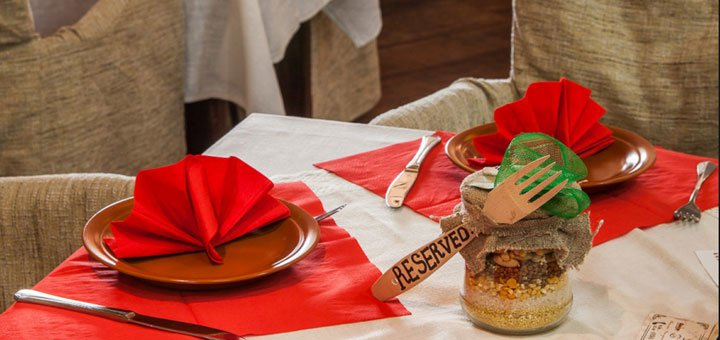 Кулинарный мастер-класс по приготовлению десерта Макаронс от ресторана «Блинофф»