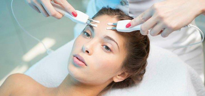 До 7 сеансов микротоковой терапии и алмазной дермабразии лица в центре «VIP ТЕСТ»
