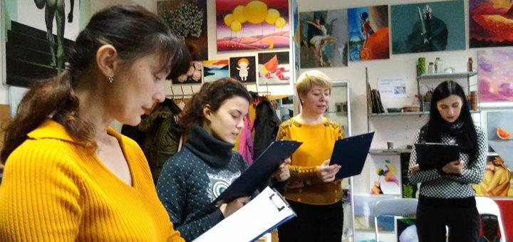 Курс ораторского искусства и нетворгкинг в студии ораторского мастерства Оксаны Белоус