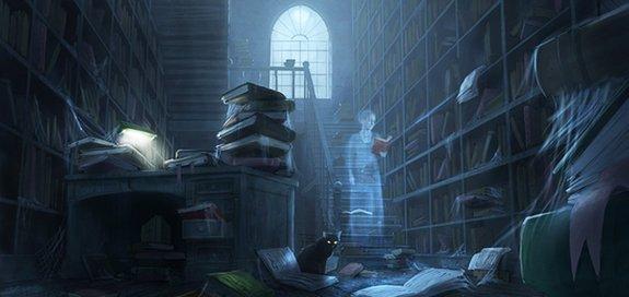 Посещение квест-комнаты «Охотники за привидениями» от «IQuest»