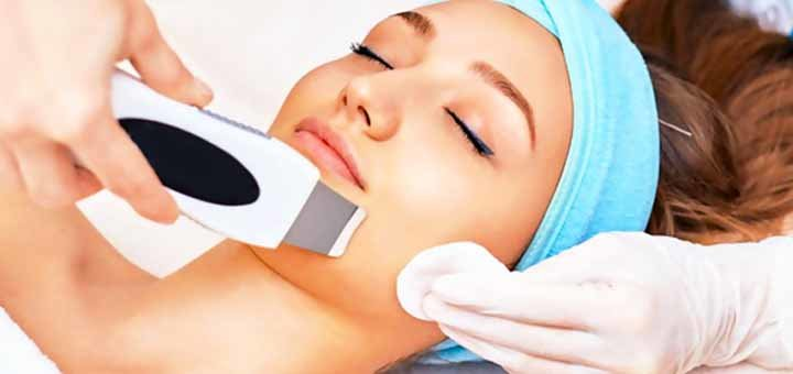 До 3 сеансов чистки лица с профилактикой купероза от косметолога Ольги Кондратюк