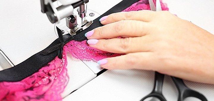 1 или 2 месяца обучения пошиву нижнего белья в школе швейного мастерства «Спрофи»