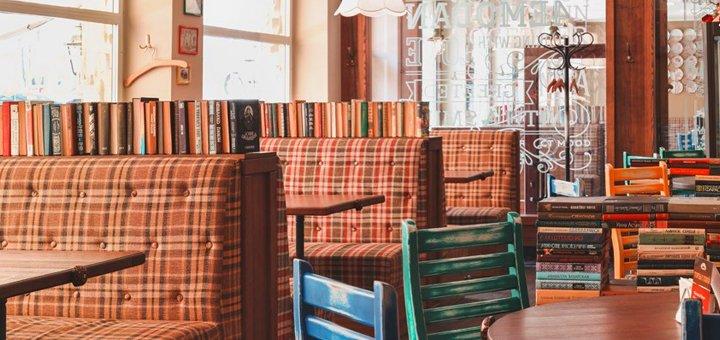 Скидка 50% на все бургеры, пиццу, десерты и пиво в ресторане «Чемодан»