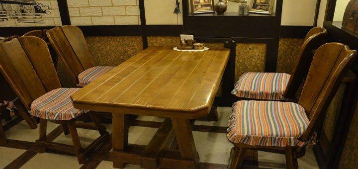 Скидка 50% на все меню кухни в ресторане «Bar B-Q»
