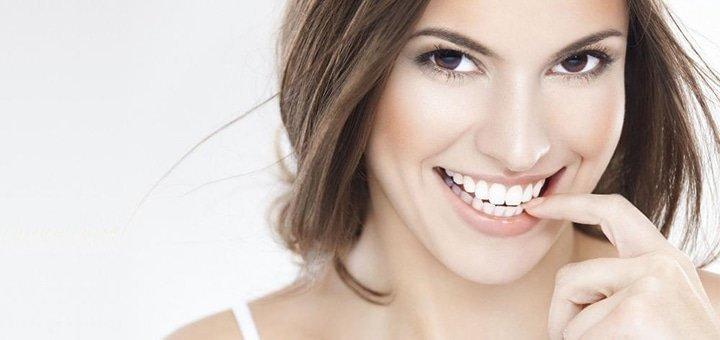 Ультразвуковая чистка зубов и глубокое фторирование в стоматологии на Александра Поля