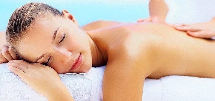 До 7 сеансов общего оздоровительного массажа тела в студии «4 elemens»