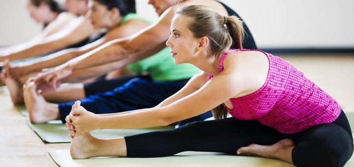 До 24 занятий лечебной физкультурой в школе женского здоровья и обаяния