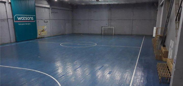 До 2 часов аренды спортзала для игры в футзал в «Спортивні інновації»