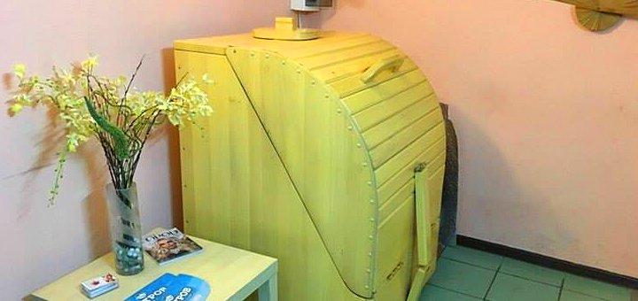 До 5 сеансов DETOX-программы, кедровой бочки, вакуумно-роликового массажа в салоне «Мажорель»