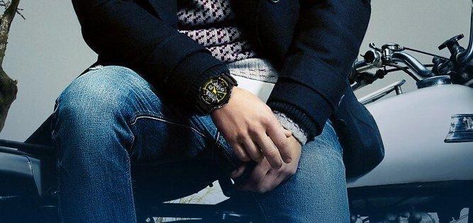 Скидка 40% на брендовые часы Skmei S-Shock от магазина «Clever time»