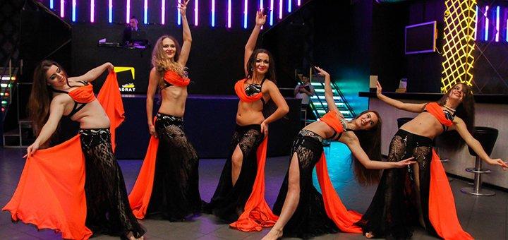 До 24 занятий восточными танцами в школе танца Татьяны Поздняковой «Восточная феерия»