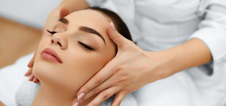 До 5 сеансов испанского массажа лица и шеи в салоне «COSMEJA beauty studio»