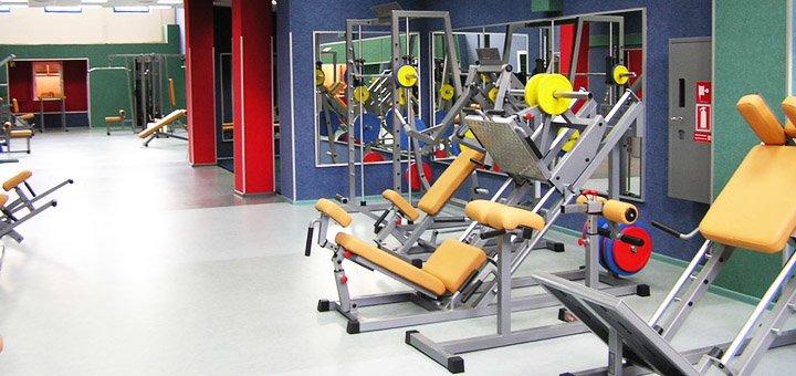 До 3 месяцев безлимитного посещения тренажерного зала в спортивном клубе «Спортренд»