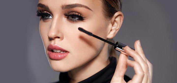 Скидка 40% на наращивание ресниц в мастерской красоты «Твої очі»