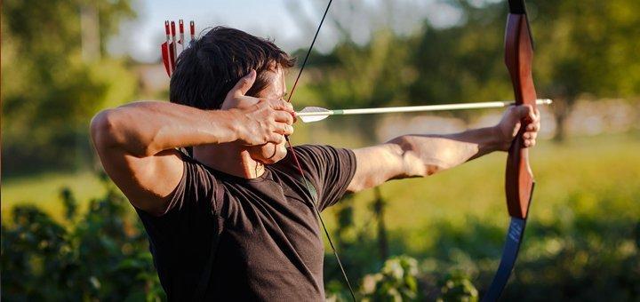 До 8 занятий стрельбой из лука от Лучного тира
