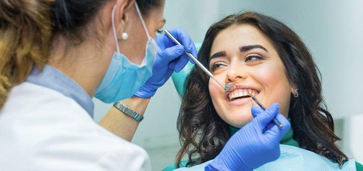 Скидка до 59% на установку до 4 имплантов Neobiotech в стоматологической клинике «TenDDenT»