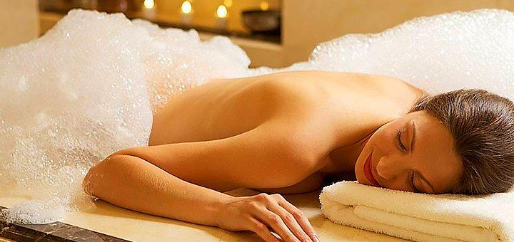До 5 сеансов пенной spa-программы «Перезагрузка» в салоне «Beauty Bar London»