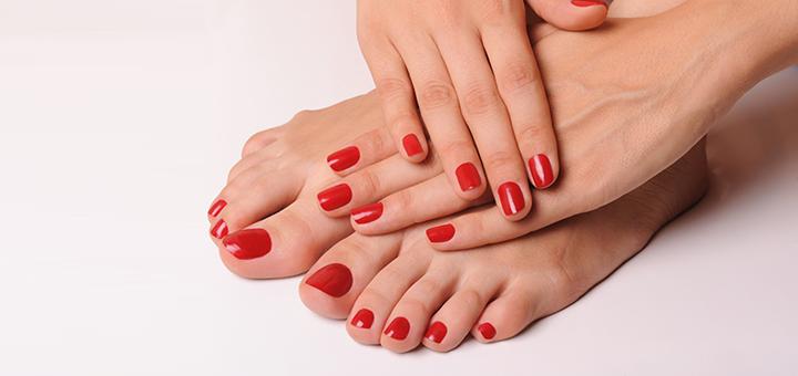 Маникюр, педикюр, покрытие и наращивание ногтей в салоне красоты «Nikol»