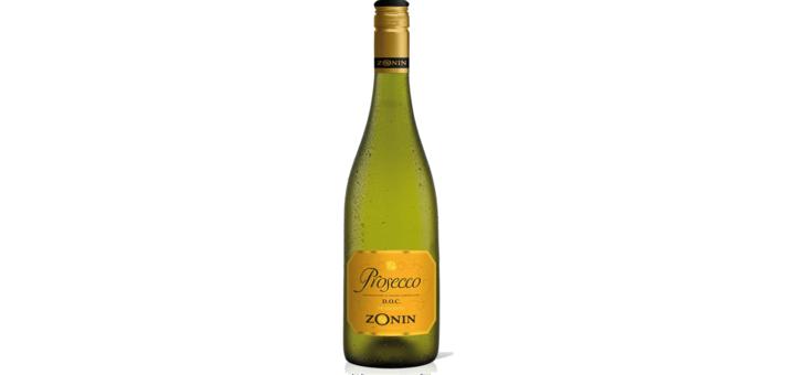 Скидка 20% на вино игристое Зонин Просекко Фризанте белое