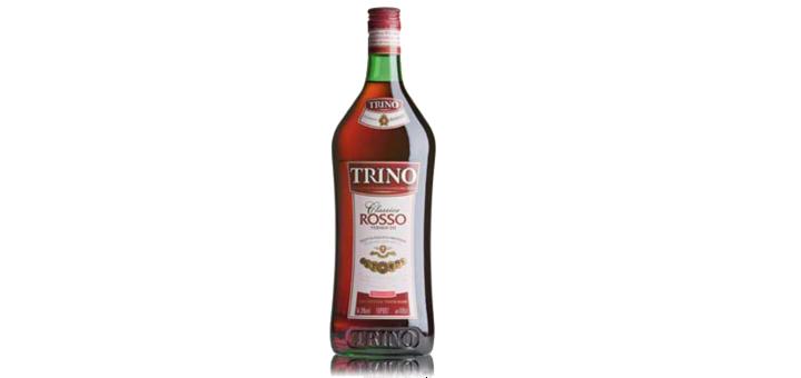 Скидка 46% на вермут Trino Rosso