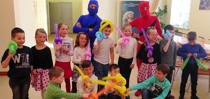 Скидка 23% на детский праздник с развлекательной программой в детском кафе-кондитерской «Зефир»